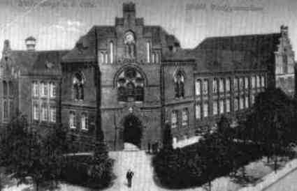 Marie Curie Gymnasium Wittenberge